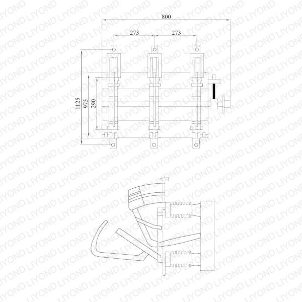 FN□-24 产气式负荷开关