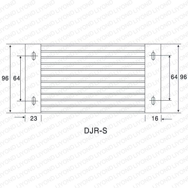 DJR-S 铝合金加热器