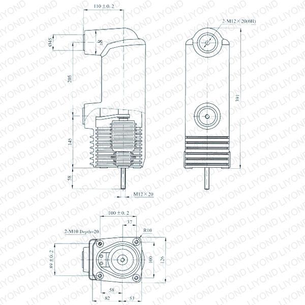 EEP1-12/1250-31.5 固封极柱