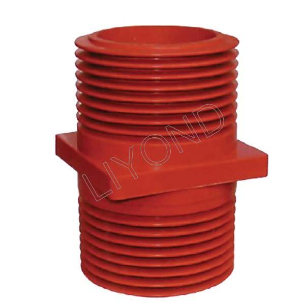 高压环氧树脂红色穿墙管LYC151