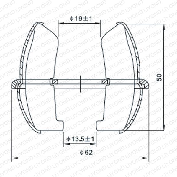 GC4-400A球形触头VCB LYA201