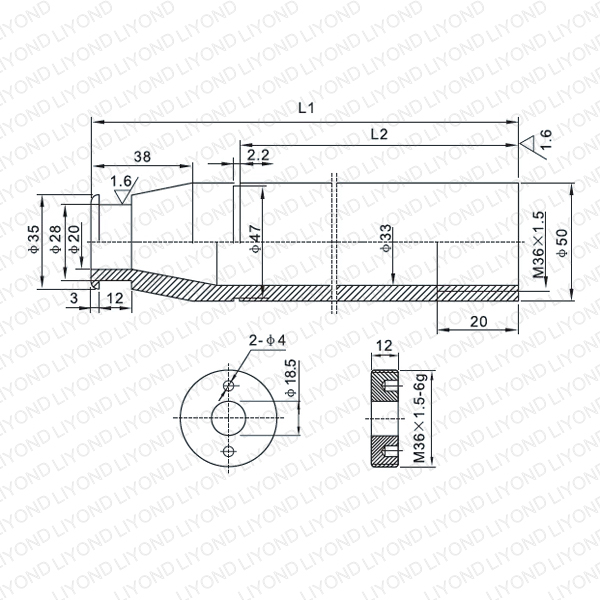 VD4 1250A 触臂 LYB217-LYB221