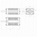 F10-20 Auxiliary Switch for HV