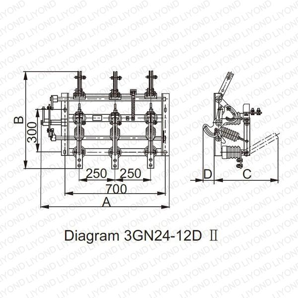 GN24-12DII 1型