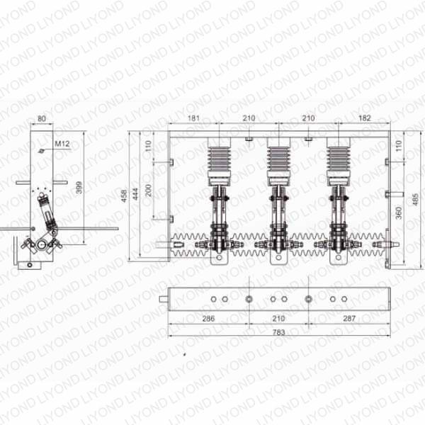 GND5-12 隔离开关