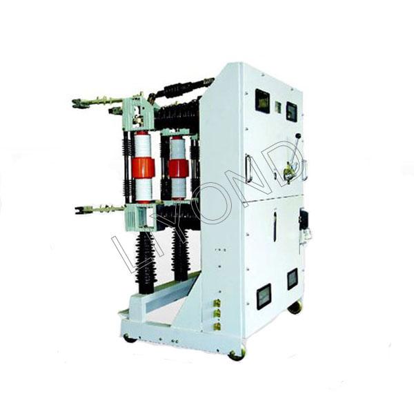 ZN39-40.5C 户内高压真空断路器