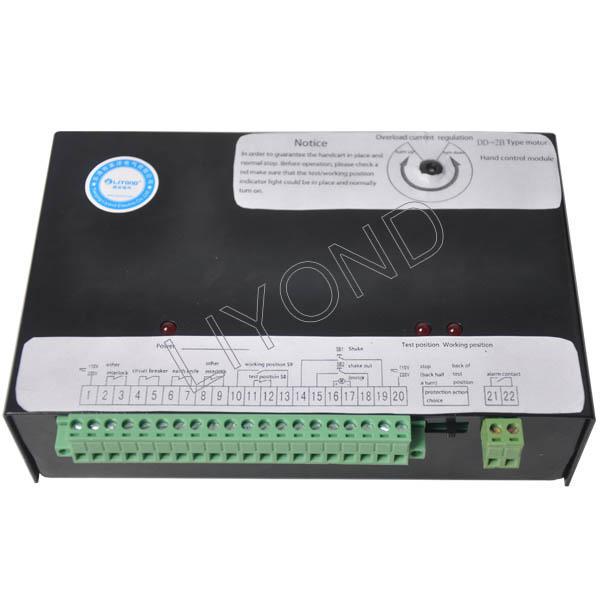 DPC-4-800M/300 电动底盘车24KV