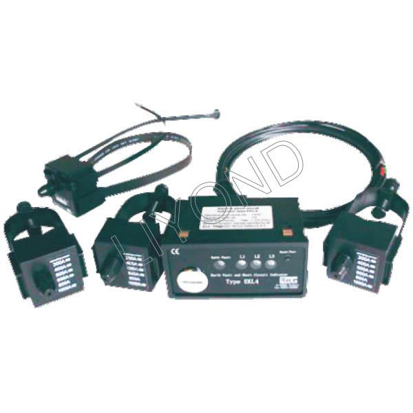APJD-EK14面板类型短路接地故障指示器
