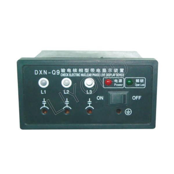 DXN-( )/T9(Q9)-HK系列户内高压带电显示器